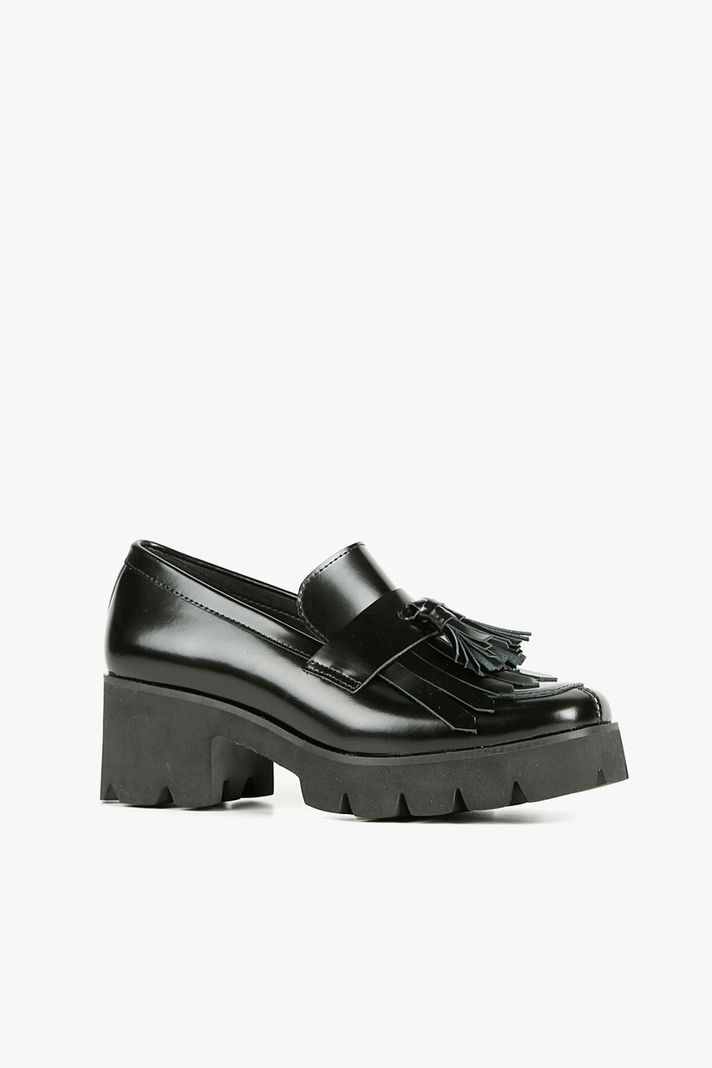 Lugg Lady Loafer